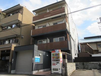 【外観】サイト京都西院(旧ドーリアKYOTO西院)