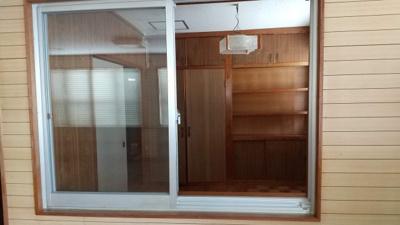 二階洋室4.5畳(入ってすぐ右のお部屋)