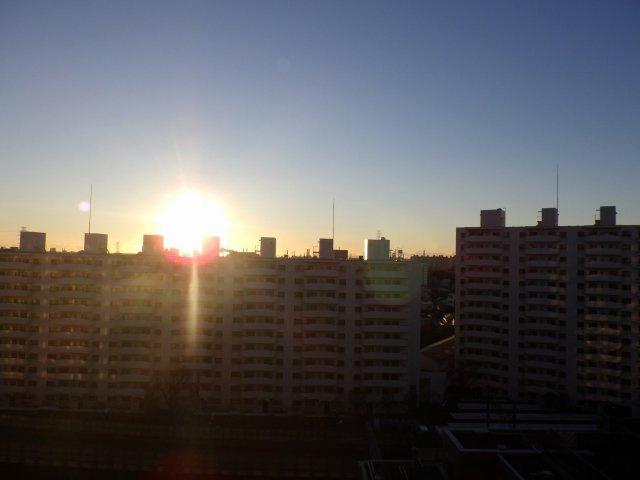 【展望】ヨコハマオールパークス第二街区(鶴見区尻手1丁目)