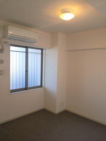 個人の部屋や寝室として使える洋室です 北東側