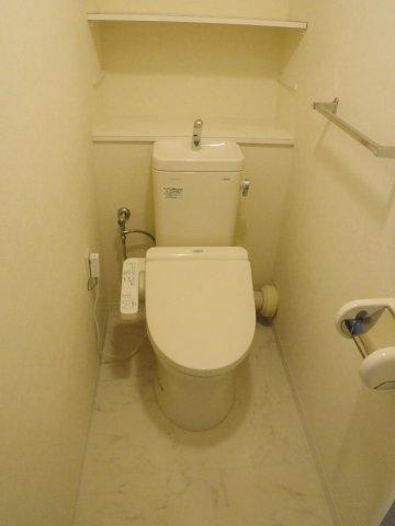 【トイレ】フローラル東葛西Ⅱ