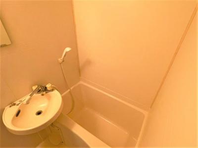 【浴室】OKハイツ神路