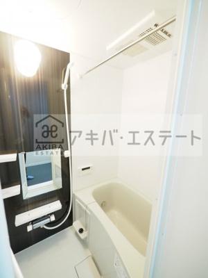 【浴室】T.A足立区足立2丁目ⅡC棟
