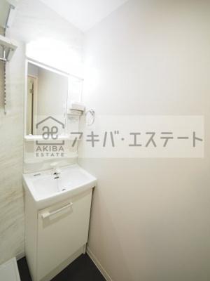 【独立洗面台】T.A足立区足立2丁目ⅡC棟
