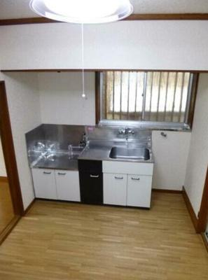 【キッチン】静和荘