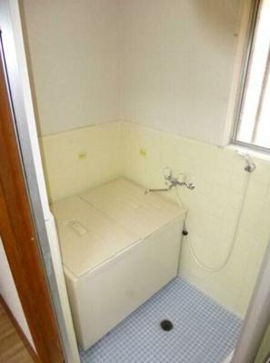 【浴室】静和荘