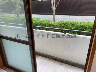 【バルコニー】YFヒルズ宮山台