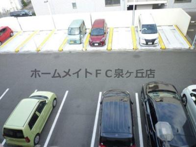 【駐車場】YFヒルズ宮山台