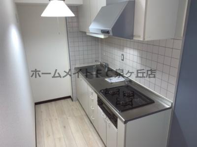 【キッチン】YFヒルズ宮山台