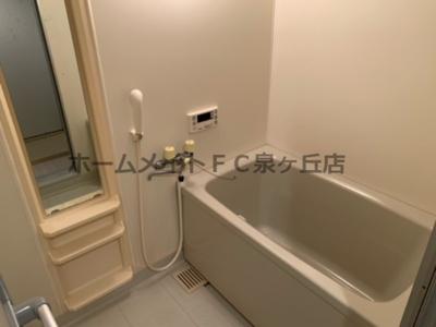 【浴室】YFヒルズ宮山台
