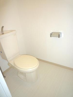 【トイレ】セイントアグア