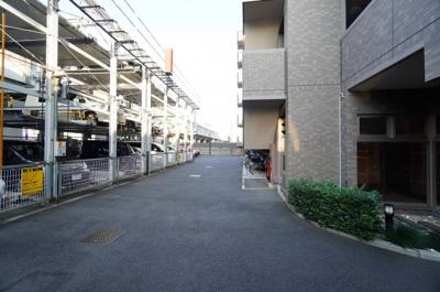 【駐車場】グランシティ武蔵浦和