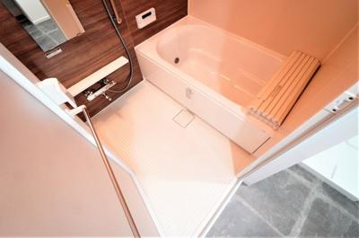 【浴室】グランシティ武蔵浦和