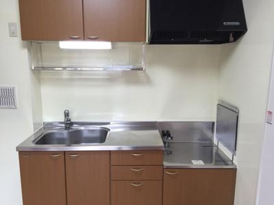 【キッチン】ウィルモア古屋