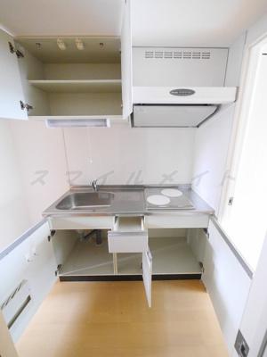 【キッチン】アイボリーコート