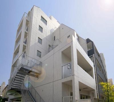 【外観】アパートメンツ白金三光坂
