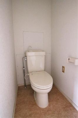 【トイレ】マンション大門