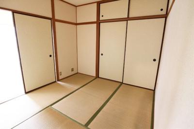 【寝室】マンション大門