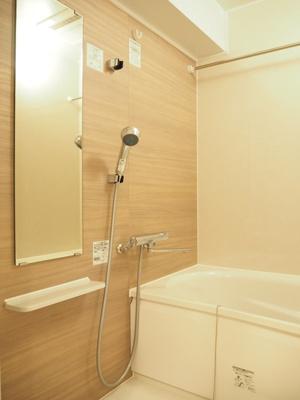 【浴室】ルーブル大島参番館
