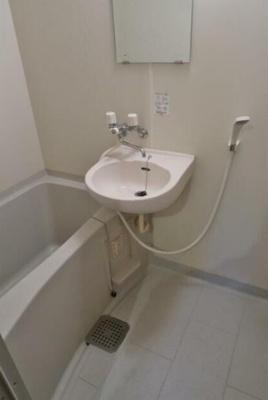 【浴室】オーベルジュ