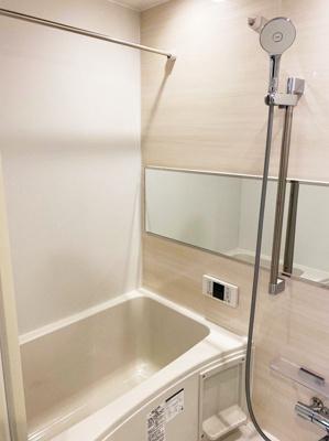 【浴室】ニュー松が谷マンション