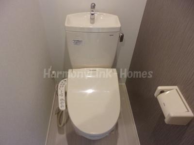 サヴォイ赤羽のトイレもきれいです☆