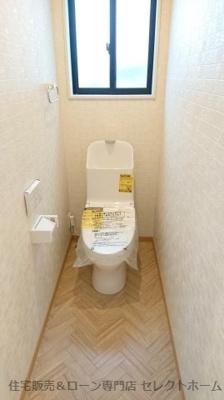 府中市広谷町:1階、2階トイレ