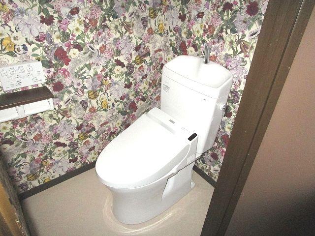 【トイレ】古河平丘台マンション