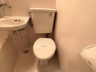 【トイレ】コスモタウン中川西
