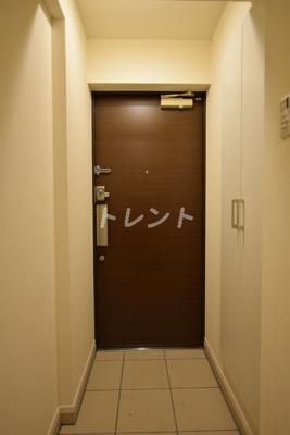 【玄関】シルヴァーアウル