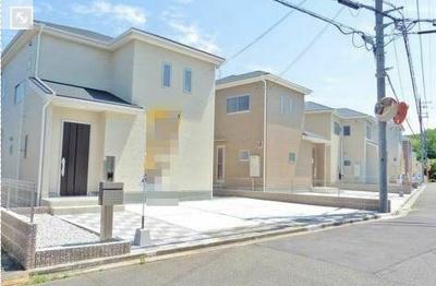 【外観】八尾市東山本町8丁目新築一戸建
