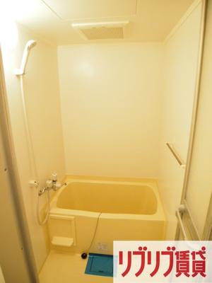 【浴室】メゾン・ド・ヴィレ千葉中央