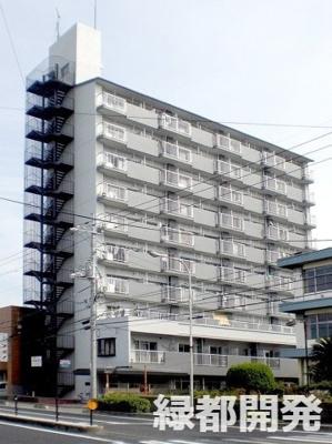 【外観】下関スカイマンション駅前