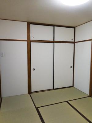 2階 和室6帖