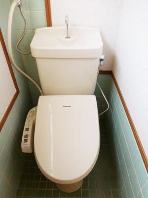 【トイレ】茱萸木戸建