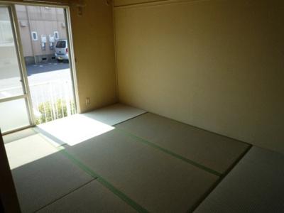 【寝室】レジオンハイツ湖東