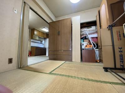 【和室】高倉第一コーポA棟
