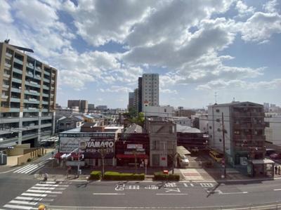 【展望】高倉第一コーポA棟