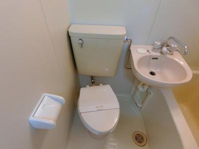 【トイレ】ジュネス昭島