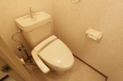 【トイレ】ハイライフ下田