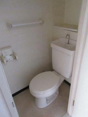 【トイレ】グレイス坂下
