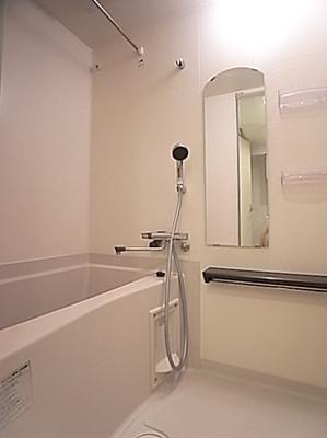 【浴室】プレサンス神戸元町ベルシオン