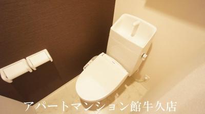 【トイレ】ミュール