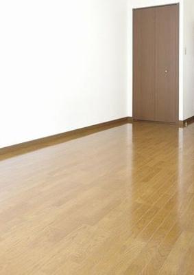 お掃除がしやすいフローリングのお部屋☆(同一仕様写真)