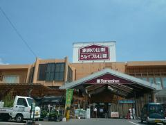 ジョイフル山新土浦店まで1,524m