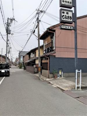 【前面道路含む現地写真】京都市下京区樽屋町