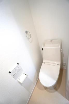 【トイレ】エスパーダ池尻