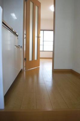 【玄関】第8テーオーハイツ
