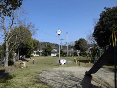 物件南側に「陽明公園」