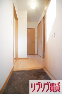 【玄関】フレンドハウス23 B